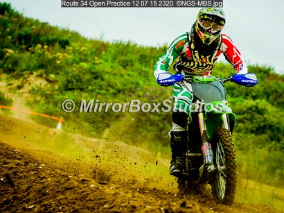 Route 34, 12/07/2015, Open Practice, , , England