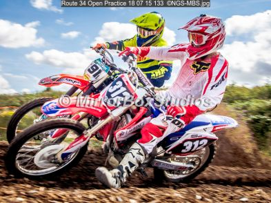 Route 34, 18/07/2015, Open Practice, , , England