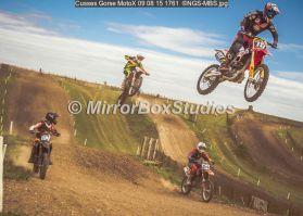 Cusses Gorse, 09/08/2015, MotoX, , , England
