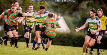 MillbrookRFC, 22/08/2015, vs New Milton, , , England