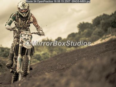Route 34, 16/08/2015, OpenPractice, , , England