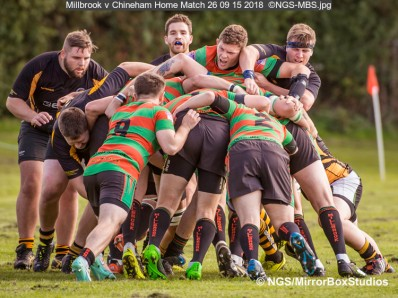Millbrook v Chineham, 26/09/2015, Home Match, , Hampshire, England