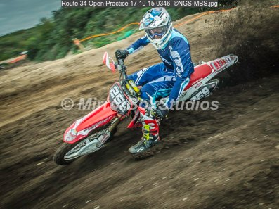Route 34, 17/10/2015, Open Practice, , Hampshire, England