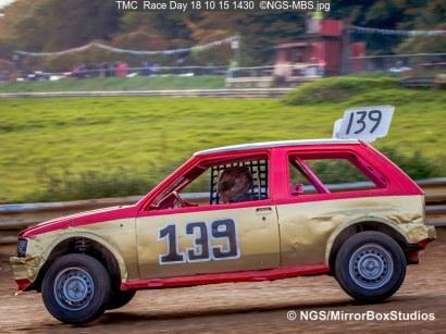 TMC , 18/10/2015, Race Day, , Hampshire, England