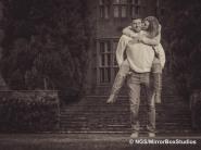 Becky & Tom , 29/10/2015, PreWedding Shoot, New Place, Hampshire, England