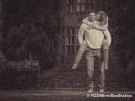 Becky & Tom , 29/10/2015, PreWedding Shoot, New Place, Hampshire, England