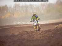 Route 34, 01/11/2015, Open Practice, , Hampshire, England