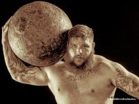 Aaron Strongman Shoot