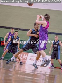 Kestrels vs Loughborough