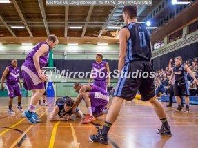 Kestrels vs Loughborough