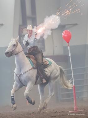 Utah Mounted Thunder