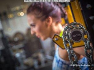 Katie Gym Shoot