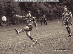 Millbrook RFC vs Old Cranleighans