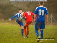 BTC U14 vs Hiltingbury Hawks U14