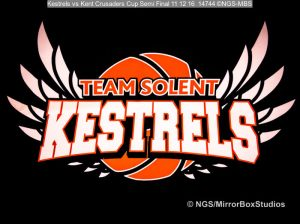 Kestrels vs Kent Crusaders