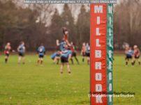 Millbrook 2nds vs Fareham Heathens