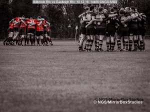 Millbrook Rfc vs Eastleigh Rfc