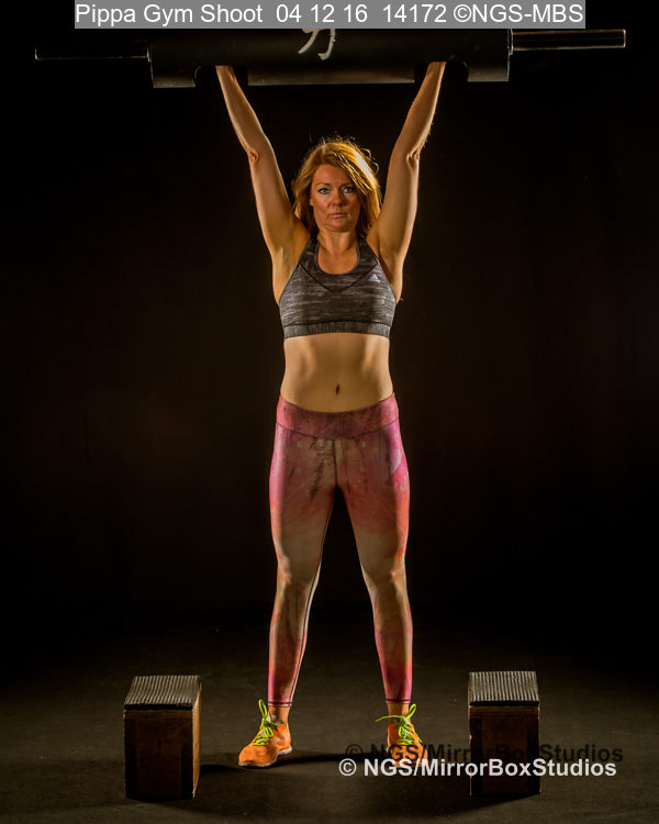 Pippa Gym Shoot