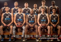 Solent Kestrels Team Photoshoot