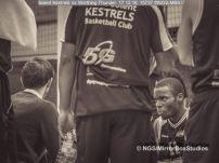 Solent Kestrels vs Worthing Thunder