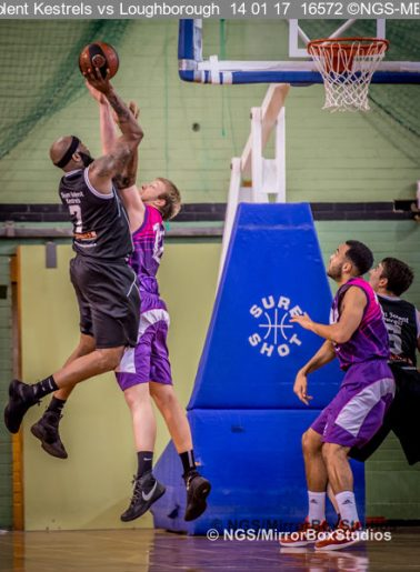 Solent Kestrels vs Loughborough