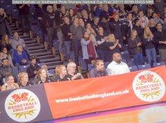 Solent Kestrels vs Southwark Pride