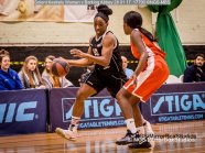 Solent Kestrels WNBL Division 1 - 28 January, 2017 - St Marys Leisure Cent. : Ekemini Essien during match against Barking Abbey (Photo by NGS/MirrorBoxStudios)