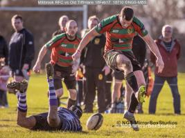 Millbrook RFC vs