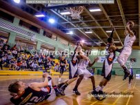 Solent Kestrels NBL Division 1 - 5 February, 2017 - Fleming Park Leisure Cent. : Jorge Ebanks (8) during match against Bradford Dragons (Photo by NGS/MirrorBoxStudios)