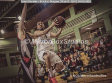 Solent Kestrels NBL Division 1 - 5 February, 2017 - Fleming Park Leisure Cent. : Caylin Raftopolous (4) during match against Bradford Dragons (Photo by NGS/MirrorBoxStudios)