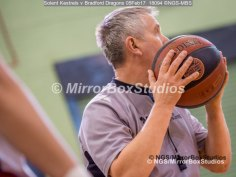 Solent Kestrels NBL Division 1 - 5 February, 2017 - Fleming Park Leisure Cent. : Referee in action during match against Bradford Dragons (Photo by NGS/MirrorBoxStudios)