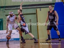 Solent Kestrels NBL Division 1 - 5 February, 2017 - Fleming Park Leisure Cent. :Marquis Mathis (7) during match against Bradford Dragons (Photo by NGS/MirrorBoxStudios)