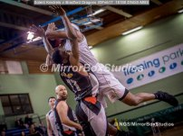 Solent Kestrels NBL Division 1 - 5 February, 2017 - Fleming Park Leisure Cent. : Marquis Mathis (7) during match against Bradford Dragons (Photo by NGS/MirrorBoxStudios)