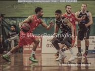 England Basketball, NBL Division 1 - 11 February, 2017 - Fleming Park Leisure Cent. : Craig Ponder (4) driving the attack for Reading Rockets, during match between Solent Kestrels v and Reading Rockets (Photo by NGS/MirrorBoxStudios)