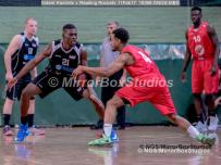 England Basketball, NBL Division 1 - 11 February, 2017 - Fleming Park Leisure Cent. : Craig Ponder (4) during match between Solent Kestrels and Reading Rockets (Photo by NGS/MirrorBoxStudios)