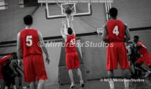 England Basketball, NBL Division 1 - 11 February, 2017 - Fleming Park Leisure Cent. : Daniel Carter (13) converts his 2 free throws during match between Solent Kestrels v and Reading Rockets (Photo by NGS/MirrorBoxStudios)