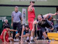 England Basketball, NBL Division 1 - 11 February, 2017 - Fleming Park Leisure Cent. : Chris Scarlett (13) with his eye on the ball, during match between Solent Kestrels v and Reading Rockets (Photo by NGS/MirrorBoxStudios)