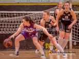 WNBL Division 1 - 18 February, 2017 - St Marys Leisure Cent. : L Ragan (6) during match between Solent Kestrels Women and Charnwood CR (Photo by NGS/MirrorBoxStudios)
