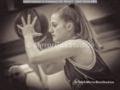 WNBL Division 1 - 18 February, 2017 - St Marys Leisure Cent. : TOTAL focus during match between Solent Kestrels Women and Charnwood CR (Photo by NGS/MirrorBoxStudios)