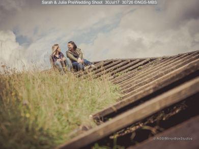 Sarah & Julia PreWedding Shoot