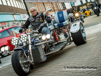 Southampton Bike Night