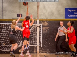 Kestrels vs London Pride
