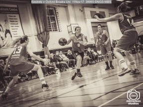 Kestrels v Oxford Brooks Uni