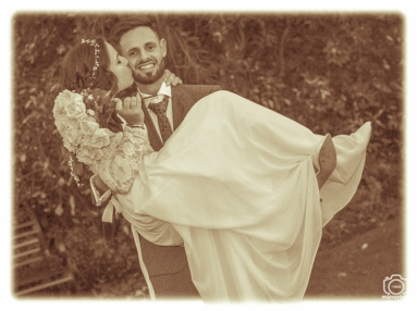 Eloi and Arina Wedding Day