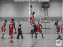 Kestrels v Manchester Magic