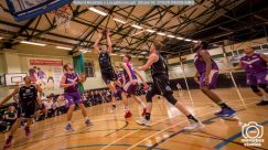 Solent Kestrels v Loughborough