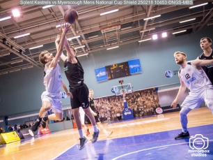 Solent Kestrels vs Myerscough