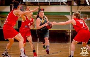 TSK Women vs Nottingham