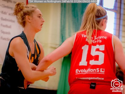 TSK Women vs Nottingham