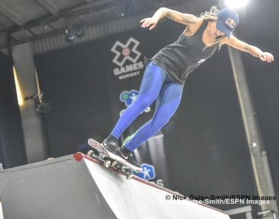 Oslo, Norway - May 2018 - SKUR13 X Games Norway 2018. (Photo by Nick Guise-Smith / ESPN Images)
